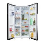 Inventum SKV0178B Amerikaanse koelkast Zwart NO-FROST_