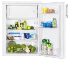 Zanussi ZRG14800WA koelkast met vriesvak A+ 85x60cm / laatste showmodel