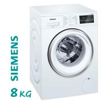 Siemens WM16T420NL 8KG 1600T iQdrive wasautomaat