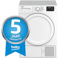 Beko DU7133PX0 7KG condensdroger Selective 5 jaar garantie