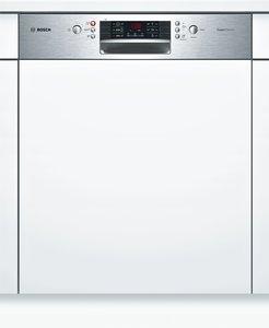 Bosch vaatwasser RVS A++ 44dB besteklade